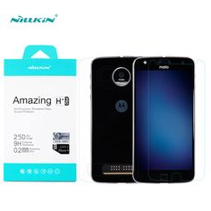 for MOTO Z Play Tempered Glass Nillkin Amazing H+Pro Anti-Explosion Screen Protector For MOTO Z Play