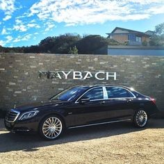 Mercedes-Benz S600 Maybach Luxury & Exclusivity without the limits.