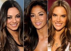 Best Hair Colors for Olive Skin Tone & Brown Eyes