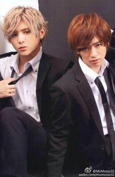 Yamada Ryosuke & Chinen Yuri, Hey! Say! Jump