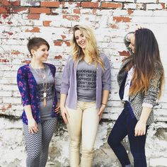 So many ways to mix n' match our statement making brand gear into your wardrobe. #girlgang #shopreclamation [www.shop-reclamation.com]