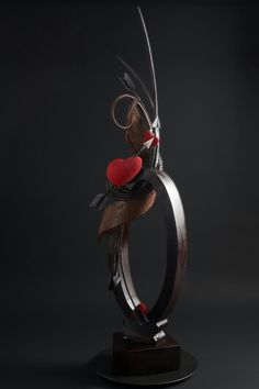 Chocolate show piece By nicolas pierrot
