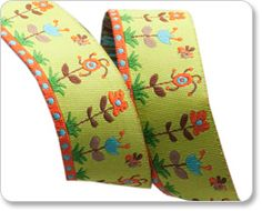 Renaissance Ribbons, Design, manufacturing and wholesale distribution of exquisite ribbons for fashion and decor #ribbon