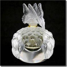 Frasco perfume Lalique
