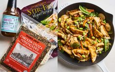 Give them the stir-fry treatment. Trader Joe's, Trader Joes Food, Trader Joe Meals, Asian Recipes, Healthy Recipes, Healthy Meals, Healthy Eating, Clean Eating, Easy Recipes