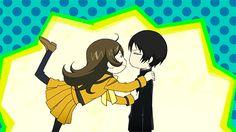 Kamisama Hajimemashita - n8yager: Kamisama Hajimemashita◎ - Episode 3 Nanami's like ARE YOU OKAY? & Akura-ou's like STOP TOUCHING ME..