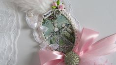 Marie Antoinette Gift Tag  French Gift Tag by underthenightmoon