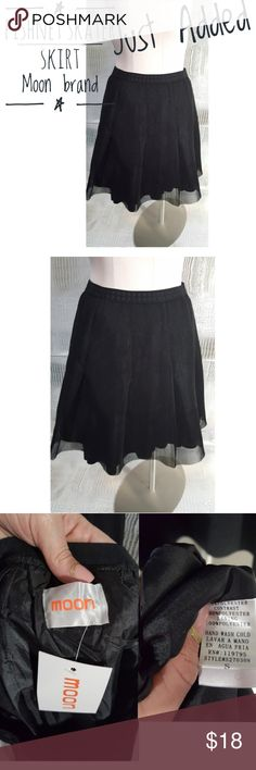 Fishnet skater Skirt sz sm moon brand NWT Fishnet skater Skirt sz sm moon brand NWT No visable signs of wear or damage   Pre owned condition *******All items are in pre owned condition, Nothing, unless noted , is brand new **** please ask questionsFor sale in my posh closet  www.poshmark.com/closet/poshmarkmentors  #poshmarkseller #collections #followforfollow #fashionphotography #bloggers #ladiesoffashion #fashionfinds #shopping #buyitnow #selling #poshmark #kindofabigdeal #luxury…