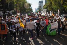 https://flic.kr/p/Q1kDA3   Mujeres encabezan este domingo marcha contra el gasolinazo del Ángel de la Independencia al Zócalo de la CDMX   Foto: César Martínez López