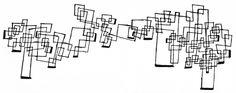Paul Klee, Mechanics of an UrbanDistrict, 1928