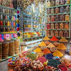 Morocco Art & Architecture  Moroccan spices. Posted By: Abdel Hafid ✉ — with Galina Frantesca Bauer, Inma Pluma, Marianne Merlot, Soledad Recuenco and Susana Glez.
