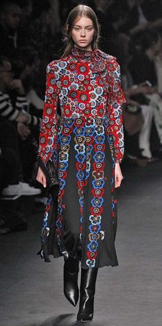 Runway Looks We Love: Valentino - Fall/Winter 2015 from #InStyle