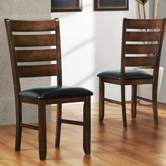 TRIBECCA HOME Camden Arts and Crafts Side Chairs (Set of 2)   Overstock™ Shopping - Great Deals on Tribecca Home Dining Chairs