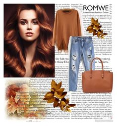 """""""Romwe 2/II"""" by merima-p ❤ liked on Polyvore featuring women's clothing, women's fashion, women, female, woman, misses and juniors"""