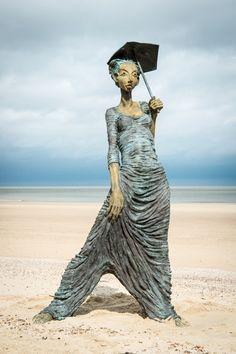 art sculpture Dirk de Keijzer Belgium