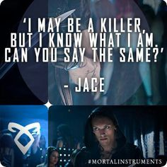 The Mortal Instruments: City of Bones | Book Series by Cassandra Clare | #movie #quote