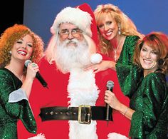 Baldknobbers Christmas Show: Same great comedy, plus classic Christmas carols!