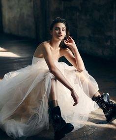 Elle Australia December 2016 -  Aleyna Fitzgerald - Georges Antoni