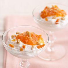 Apricot Yogurt Delight #myplate #dairy #fruit