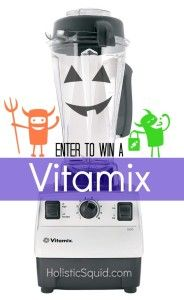 Everyone needs a Vitamix, including me!