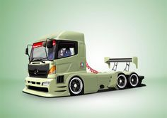 Create a Pimped Out Truck Using Photoshop and Point and Shoot Photos