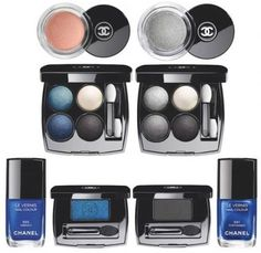 Chanel Blue Rhythm Summer Makeup Collection 2015