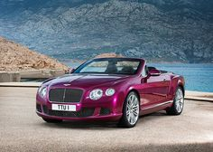 Bentley Continental GT Speed Convertible, the new open-top performance flagship of Bentley - and the world's fastest four-seat convertible - makes its international debut at the 2013 North American International Auto Show, Detroit.The new Bentley Continental GT Speed Convertible combines the sensory pleasures of roof-down luxury touring with the