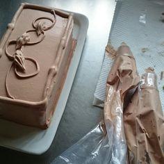 Tops風♪濃厚チョコレートケーキ♪ | しゃなママオフィシャルブログ「しゃなママとだんご3兄弟の甘いもの日記」Powered by Ameba