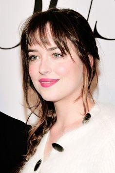 "50shades: "" Dakota at 'Fifty Shades of Grey' Fan Screening in New YorkFebruary 6th """