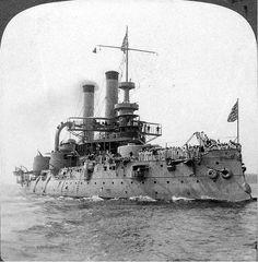 USS Iowa, 1898