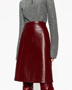 #granate #burdeos #moda #prendas #complementos #otoño #invierno #fall #winter #autumn #jerseys #faldas #bomber #pantalones #chaquetas #mono #camisa #vestido