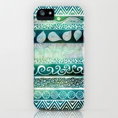 Buy Dreamy Tribal Part VIII by Pom Graphic Design  as a high quality iPhone & iPod Case. Worldwide shipping available at Society6.com. Just one of…