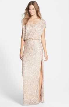RepliKate for Jenny Packham sequin gown $270