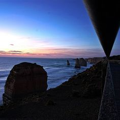 Something for the end of the day. It speak for itself.  #12apostles #great #ocean #road #roadtrip #landscape #seascape #natue #wonder #miracle #greatoceanroad #australia #victoria #photooftheday #stunning #awsome #super #sunset #twilight #evening #good #night #love by marioetes http://ift.tt/1ijk11S