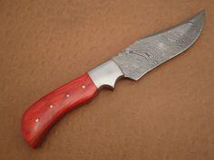 CUSTOM HAND MADE HUNTING FIXED BLADE KNIFE (SP1634)