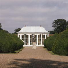 Summer House, Burton Agnes Hall, East Yorkshire, England