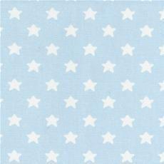 "Cath Kidston ""New Star"" fabric in pale blue New Star, Cath Kidston, Nursery Inspiration, Miniatures, Kids Rugs, Stars, Pastels, Fabrics, Blue"