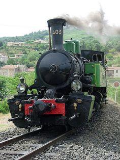 """Mallet 403 au """"carré 71"""" Locomotive Diesel, Standard Gauge, Gauges, Transportation, British, France, Style, Trains, Steam Engine"""