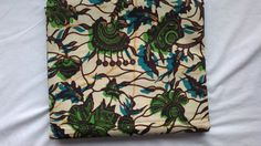 African Block Wax Print Fabric 100% Cotton FAT QUARTER (pagnes). £1.80, via Etsy.