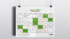 Your April Road Map To Success