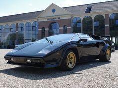1984 Lamborghini Countach LP 5000