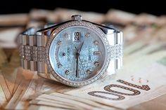 Rolex, watch, jewelry,