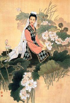 Wang Meifang. Zhao Guojing