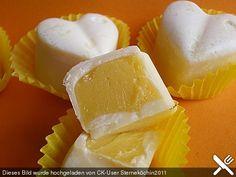 Orangen-Pralinen mit Joghurt (Rezept mit Bild) von Sterneköchin2011 | Chefkoch.de
