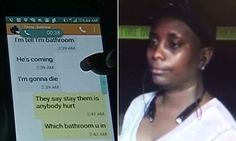 So sad... Orlando Pulse club shooting victim sent terrified text to his mother | Daily Mail Online