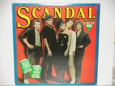 Scandal  Love's Got a Line On You  Pop Rock  by notesfromtheattic, $10.00