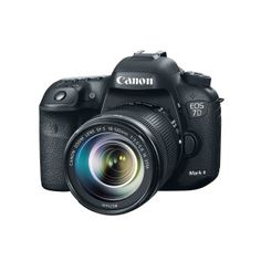 The Canon EOS 7D Mark II Digital SLR Camera with EF-S 18-135mm IS STM Lens Kit has a newly designed 20.2 Megapixel sensor that delivers high-resolution image files with stunning detail and impressive clarity. visit us: http://www.fushanj.com/