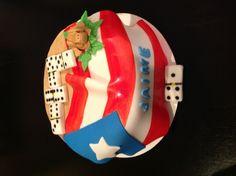 Puerto Rican Cake