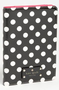 kate spade new york 'le pavillion' iPad mini folio Ipad Mini Cases, Ipad Case, Clever Inventions, Marble Iphone Case, Gadgets And Gizmos, Tech Gadgets, New York S, Birthday Wishlist, Tech Accessories