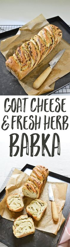 When I lived in California, Saturday mornings saw me driving to the farmers market as bright and early as I … Savoury Baking, Bread Baking, Babka Recipe, Greek Recipes, Jewish Recipes, Goat Cheese, Muffins, Chocolate Recipes, Farmers Market